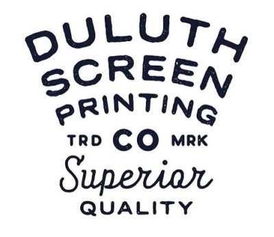 Duluth Screen Printing Logo