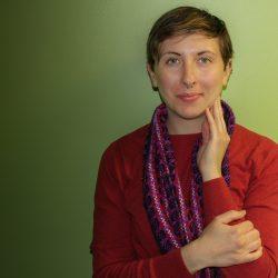 Photo of Duluth Folk School instructor Rachelle Rahn