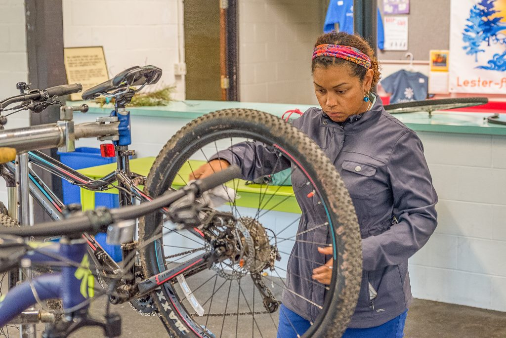 Photo for Duluth Folk School Bike Maintenance Class