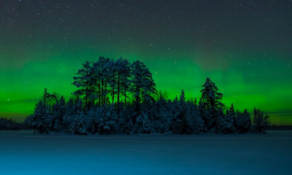 Photo of Northern Lights