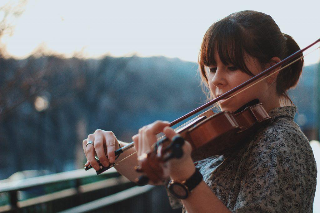 Photo of Fiddler