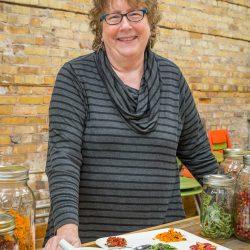 Photo of Debbie Ortman, Duluth Folk School Instructor