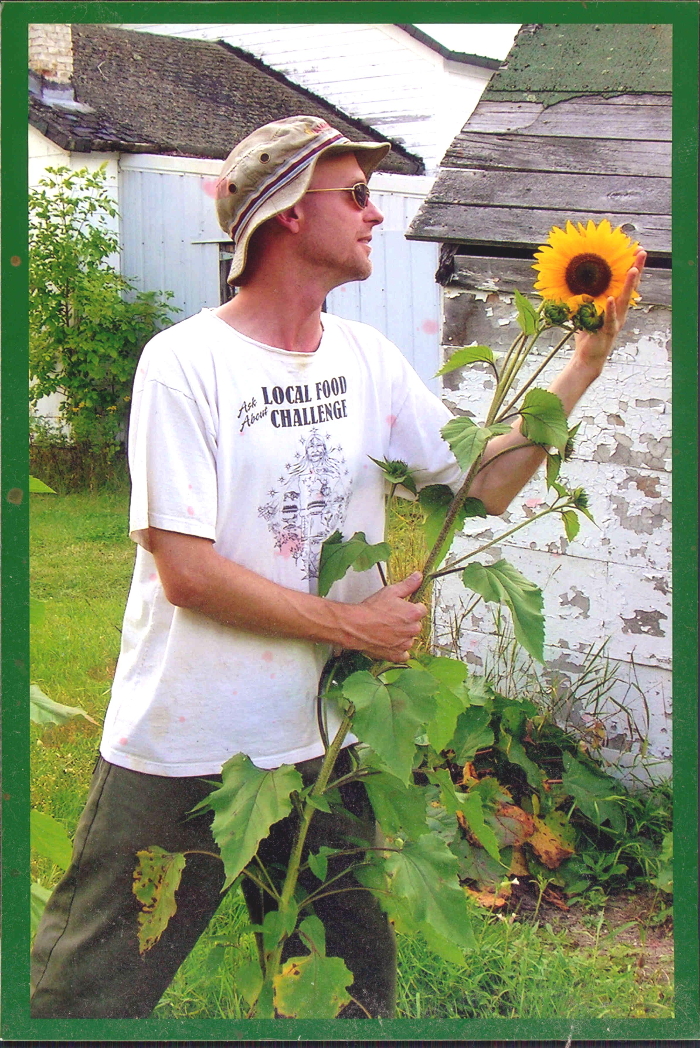 Aaron Tank at the Duluth Folk School