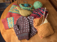 Examples of Knitting