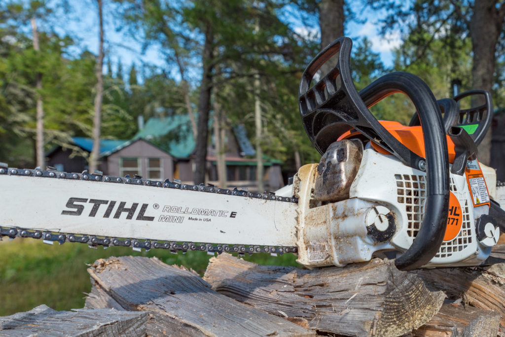 Chainsaw Safety with the Duluth Folk School