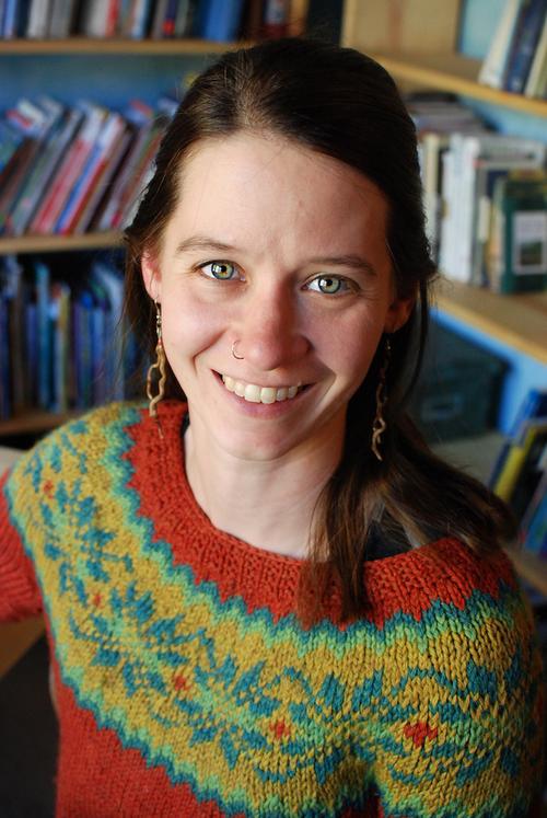 Duluth Folk School Instructor Melody McKnight