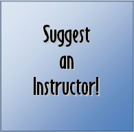 Click to suggest an instructor